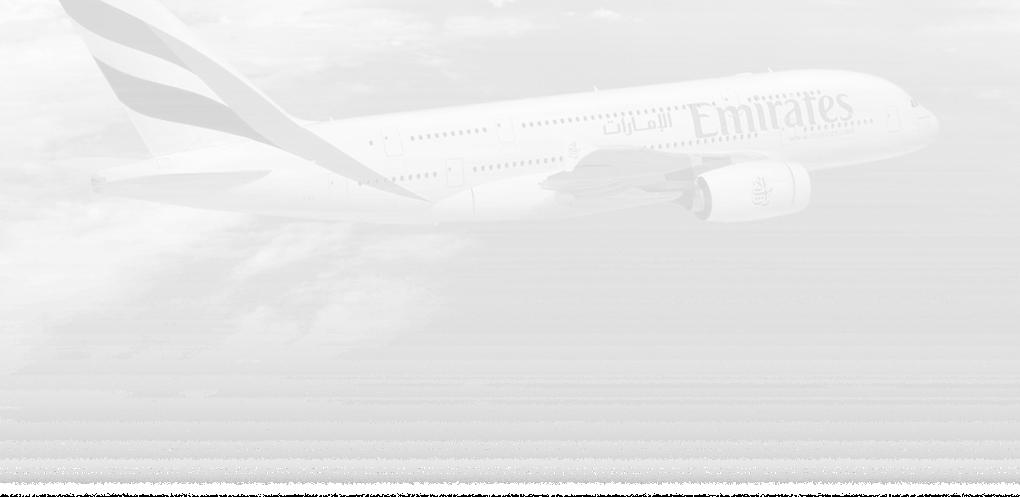 Flight schedules | Book a flight | Emirates