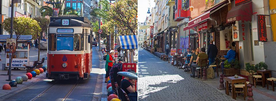 Neighbourhood: Kadıköy-Moda, Istanbul | Open Skies Article