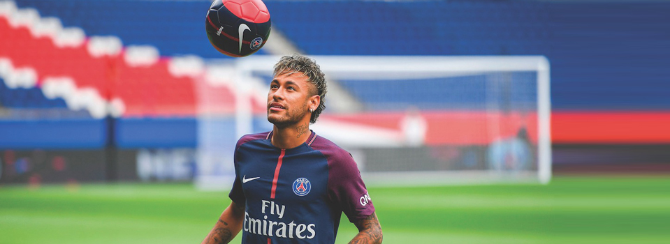 Neymar Junior On Playing For Real Madrid And His New Life In Paris