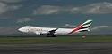Emirates SkyCargo takes Emirates Team New Zealand's boat to the skies(SS)