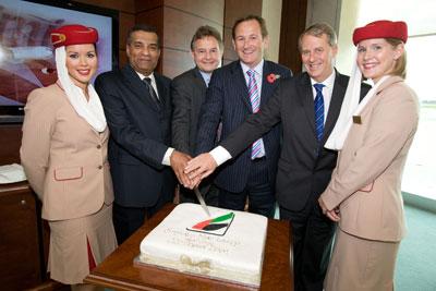 Cabin Crew Man Are Emirates Cabin Crew