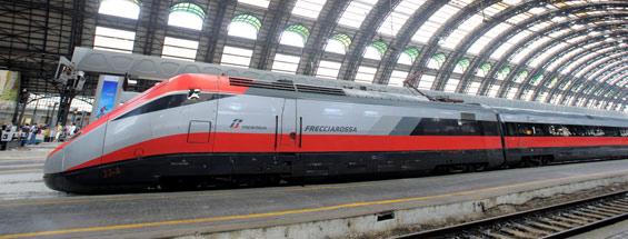 b153c2d05aae9 السفر في جميع أنحاء إيطاليا مع ترينيتاليا