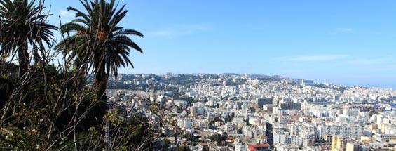 الرحلات إلى الجزائر العاصمة