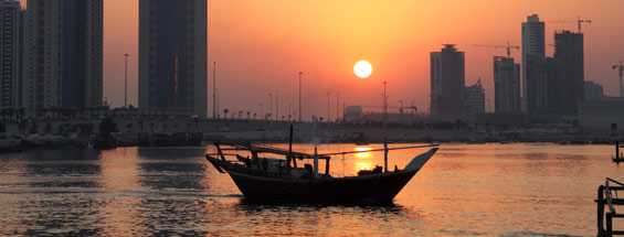 الرحلات إلى البحرين