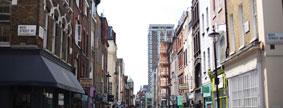 Berwick Street, London