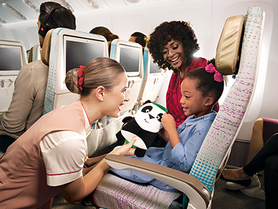 Travelling with infants | Travel information | Emirates United Arab