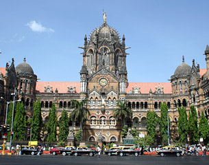 Flights to Mumbai, India