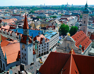 Flights to Munich, Germany