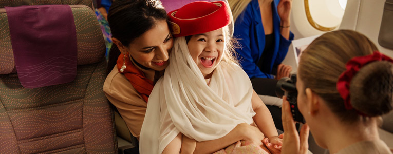 Travelling With Infants Travel Information Emirates United Arab