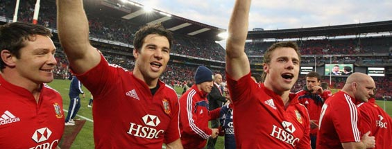 British & Irish Lions 2013 Tour