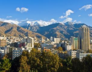 Voos para Teerã, Irã