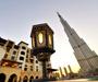 Arquitetura icônica de Dubai