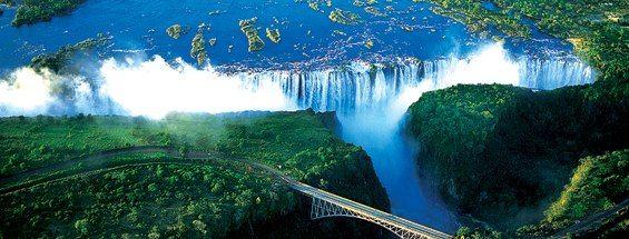 Voos para Harare