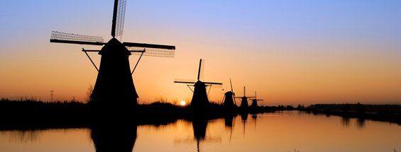Voos para Amsterdã