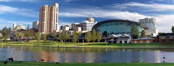 Voos para Adelaide