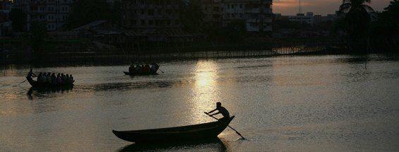 Voos para Daca