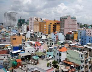 Voos para Ho Chi Minh, Vietnã