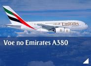 Voe no Emirates A380