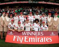 Rugby World Cup Sevens 2009-England