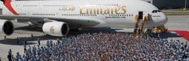 Emirates' Contribution to German GDP