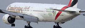 Emirates' operations to Germany