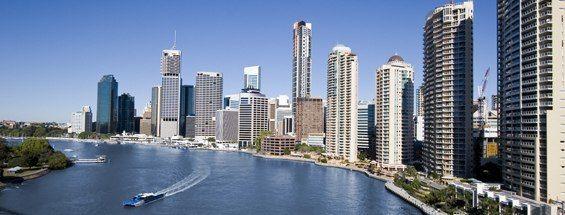 Vuelos a Brisbane