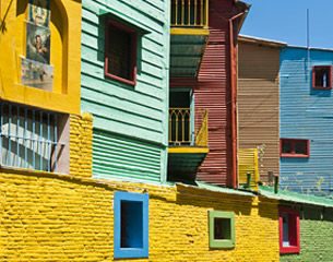 Vuelos a Buenos Aires, Argentina
