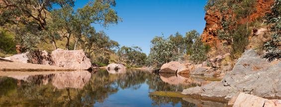 Vuelos a Alice Springs