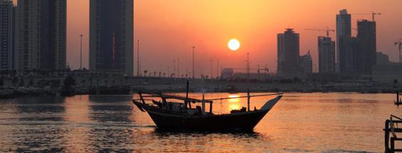 Vuelos a Bahréin