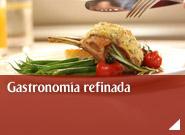 Gastronomía refinada