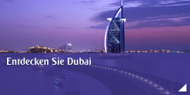 Entdecken Sie Dubai