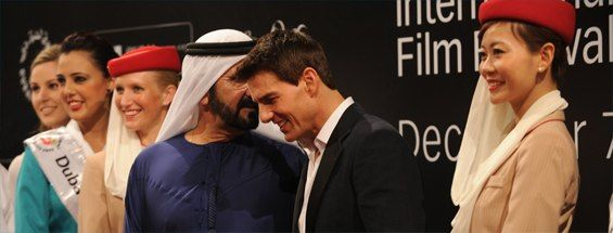 Internationales Filmfestival Dubai