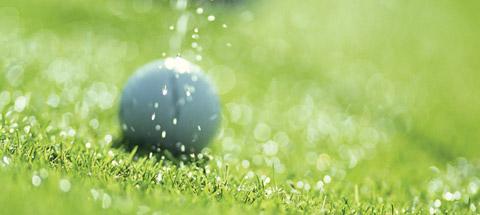 Der schönste Platz um Golf zu spielen: die ganze Welt