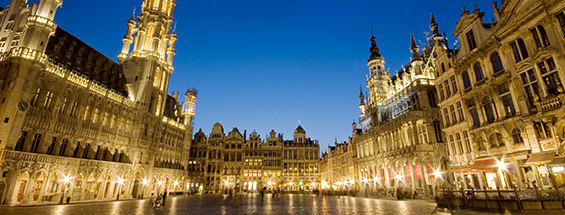 Flights to Brussels