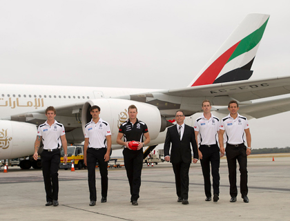 Emirates & Collingwood FC