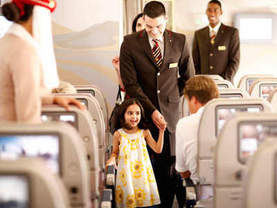 On Your Journey With Children You Can Find Out About How We Make Sure Little Ones Stay Entertained Emirates Flights Our Young Flyers Page