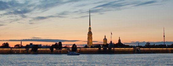 Flights to St. Petersburg