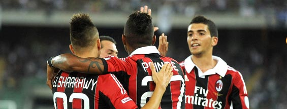 AC Milan Home Games