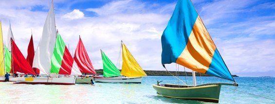 Vols à destination de l'Île Maurice