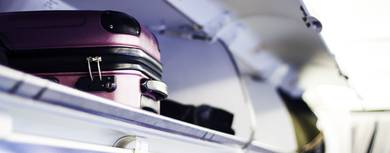 Réglementation des bagages en cabine