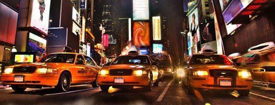 جداول الرحلات إلى نيويورك