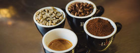 Raw Coffee Company, Dubai
