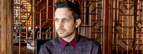 Lunch with Dynamo, Hutong, London