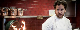 Lunch with Tom Sellers at Story, London