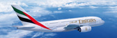 Fly to more places on the Emirates A380