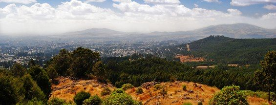 Voos para Adis Abeba