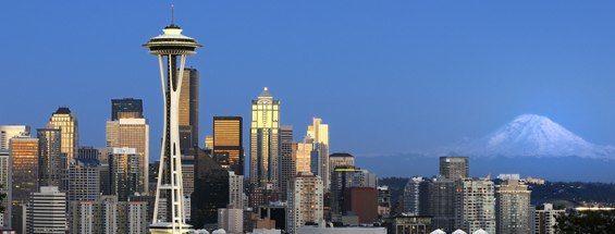 Voos para Seattle