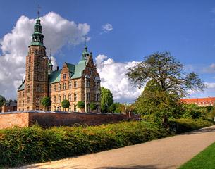 Voos para Copenhague, Dinamarca