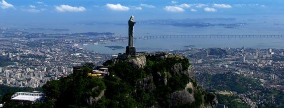 Voos para o Rio de Janeiro