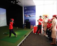 Emirates and Ballantine's Championship